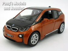 BMW i3 1/32 Scale Diecast Model by Kinsmart - COPPER