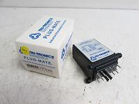 Tri-tronics Plug-mate Seps-1 Power Supply 24vdc