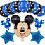 DISNEY-Mickey-Mouse-Compleanno-Palloncini-Stagnola-Lattice-Party-Decorazioni-di-genere-rivelare miniatura 19