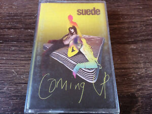 SUEDE - Coming Up CASSETTE TAPE / Made In Philippines