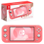 Nintendo-Switch-Lite-Coral-Console-NEW-PREORDER-Jul-2020 thumbnail 1