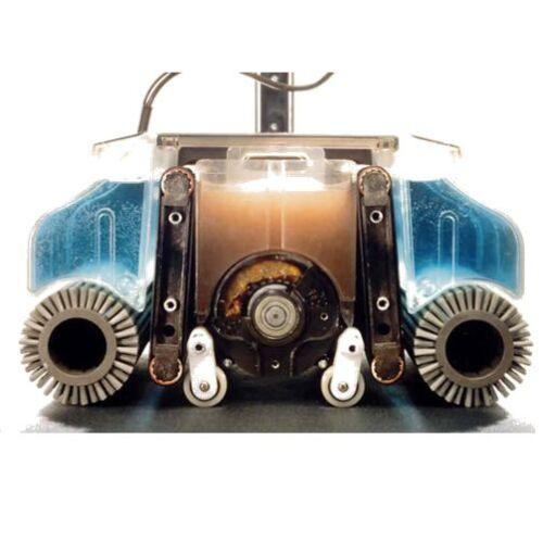 Numatic duplex 280i cable-cilindros-scheuersaugmaschine bürst-máquina de limpieza