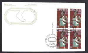Canada  #  665 ULpb      MARATHON   Brand New 1975 Unaddressed Issue