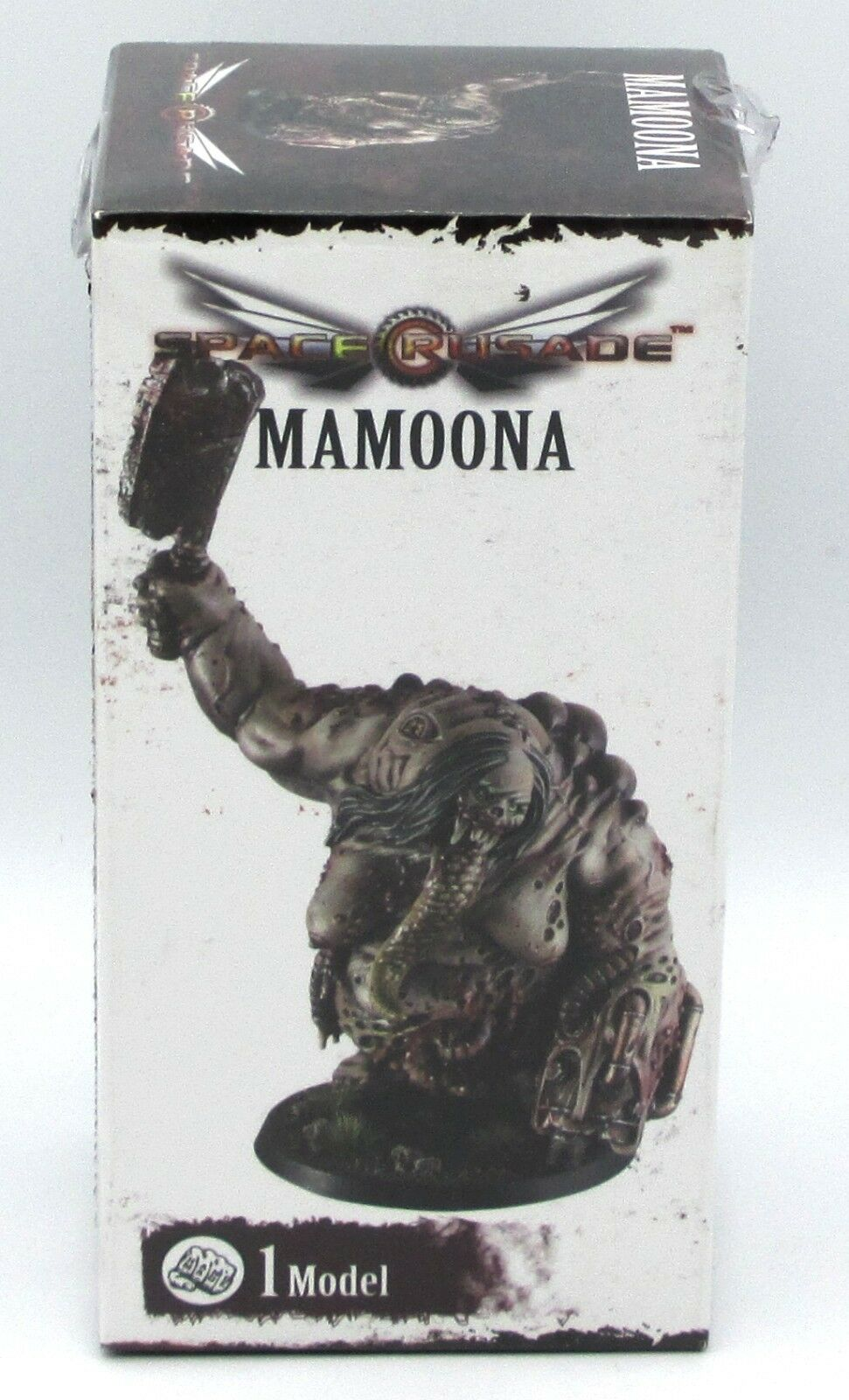 Space Crusade PIC301205 Mamoona Female Plague Demon Chaos Disease Lord Hero NIB