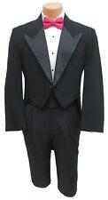 Men/'s Ivory Raffinati Tuxedo Tailcoat Off-White Long Tails Cosplay Halloween 39R