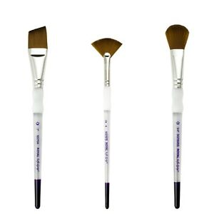 Royal-amp-Langnickel-Soft-Grip-Synthetic-Sable-Watercolour-Paint-Brushes