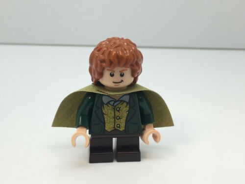 Lego The Hobbit & The Lord Of The Rings Merry Minifigure Authentic Lego
