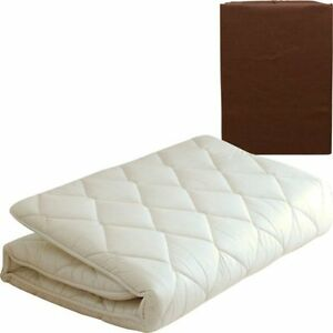 Image Is Loading Japanese Lightweight Futon Mattress Single Long With Cover