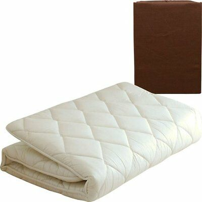 Futon Mattress Single Long With Cover