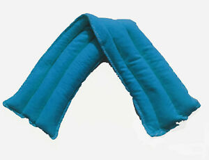 Teal-Neck-Size-Pick-a-Scent-Ricepack-Microwaveable-Hot-Cold-Pack-Rice-Pad