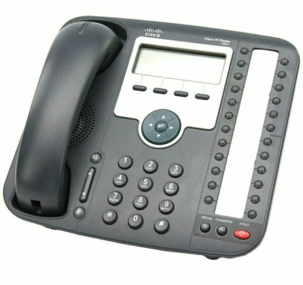 Cisco Cp-7931g Unified IP Phone 7931 7931g