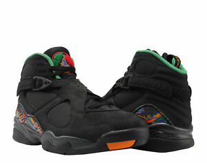 best sneakers 154e3 1a096 Details about Nike Air Jordan 8 Retro Tinker Air Raid Black Men's  Basketball Shoes 305381-004