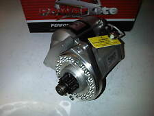 FORD RS2000 2.0 BRAND NEW POWERLITE HIGH TORQUE STARTER MOTOR FOR 132T FLYWHEEL