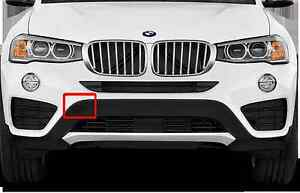 BMW-NEW-GENUINE-X4-SERIES-F26-FRONT-BUMPER-TOW-HOOK-EYE-COVER-7338473