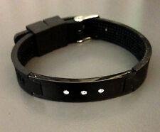 Power Band Energy Bracelet for Balanced Health (Swarovski Crystals) USA Shipper