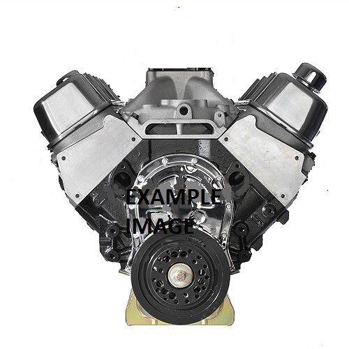 BIG BLOCK CHEVY  ENGINE   (550 HORSEPOWER PUMP GAS MOTOR)