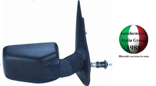SPECCHIO RETROVISORE DX MECCANICO NERO FIAT TIPO 88/>92 DAL 1988 AL 1992
