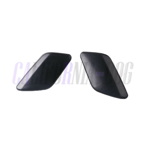 Left Side For VOLVO S60 11-13 New Front Bumper Headlight Washer Cover Lid Right