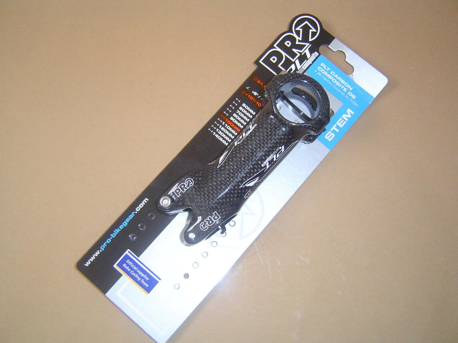 Pro PLT Carbon Composite Vorbau 70 110 110 110  140 mm Neu    Haben Wir Lob Von Kunden Gewonnen  63b11e