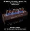 IN-18-tubes-Nixie-Horloge-dans-coffret-en-bois-divergence-Compteur-sans-tubes-Gra-amp-AFCH miniature 1