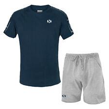 Completo Uomo SUPERGA Cotone T-Shirt Pantaloncino Art.410