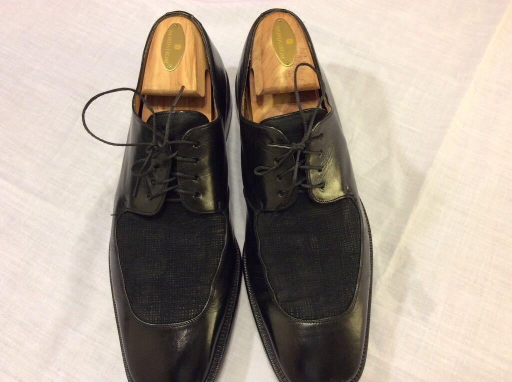 BRASS Stiefel herren ALL LEATHER DRESS OXFORD Größe FASHION schuhe Größe OXFORD US 11M SPAIN 2dd5af