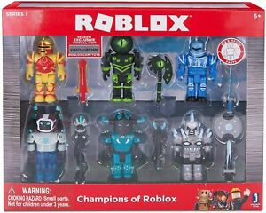 ROBLOX Champions of Roblox 6 Pack