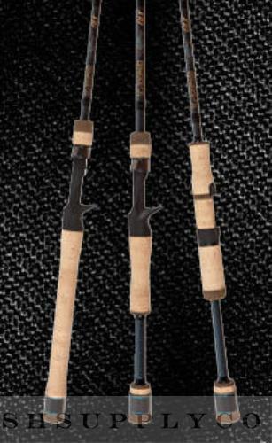 G Loomis GLX 852C JWR Jig and Worm Casting Rod GLX852CJWR Updated Model 7'1