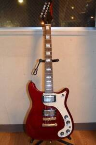 Details about Epiphone Wilshire Popular Red Used rare from japan EMS F/S