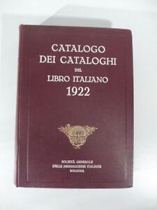 Catalogo-dei-cataloghi-del-libro-italiano-1922-miscellanea-cataloghi-editoriali