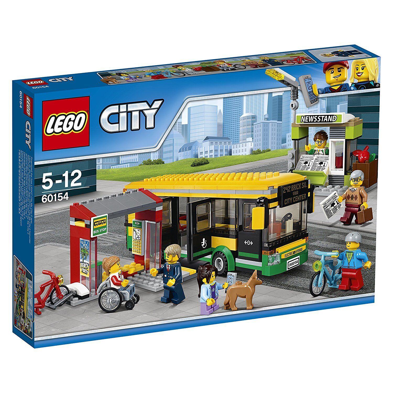 Lego 60154 Estación de Autobuses