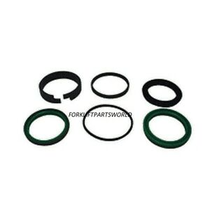 Details about CLARK FORKLIFT LIFT CYLINDER SECONDARY SEAL KIT GPS20 DECK  NUMBER MO1026