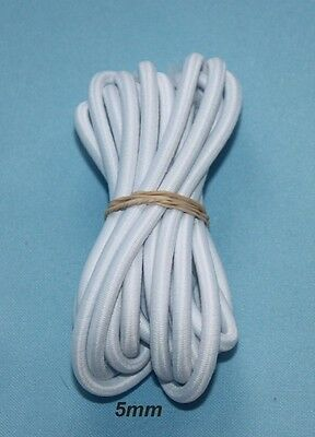 5mm Doll Stringing Elastic Restringing Cord for LARGE Bisque, Comp & HP Dolls