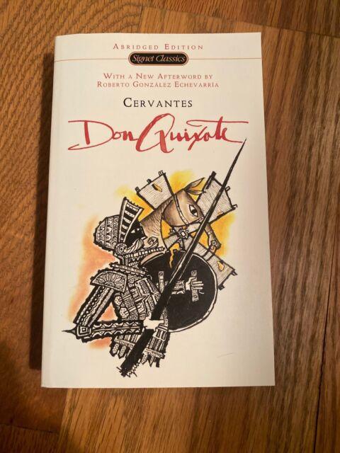 Don Quixote by Miguel de Cervantes (2013, Paperback, Abridged)