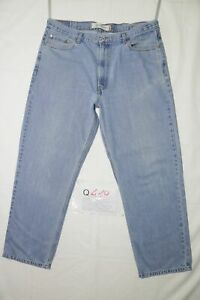 Levi-039-s-550-Style-Decontracte-D-039-Occassion-Cod-Q419-W40-L30-en-Jeans-Stone-Wash