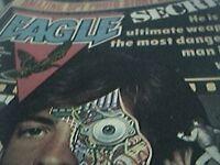 rare comic eagle september 4th 1982