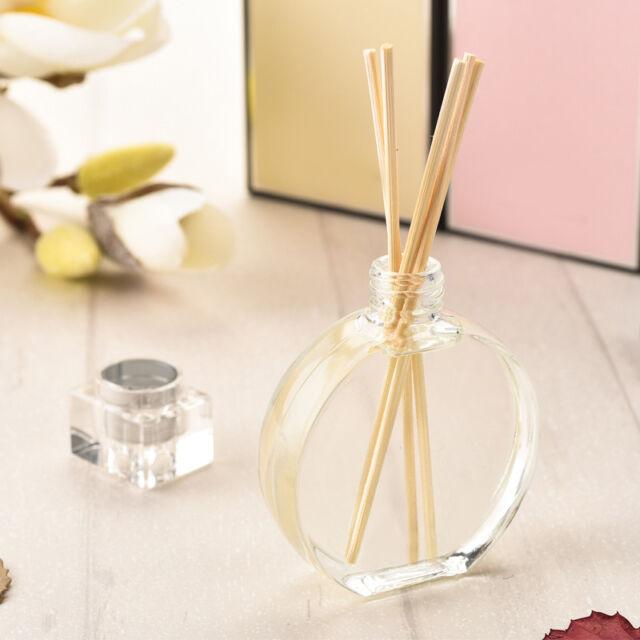 30//100pcs 20CM Natural Reed Fragrance Aroma Oil Diffuser Rattan Sticks Set