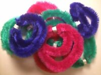 5 Pairs Hub Cleaner Cleaning Rings In Various Colors Fahrrad Wow