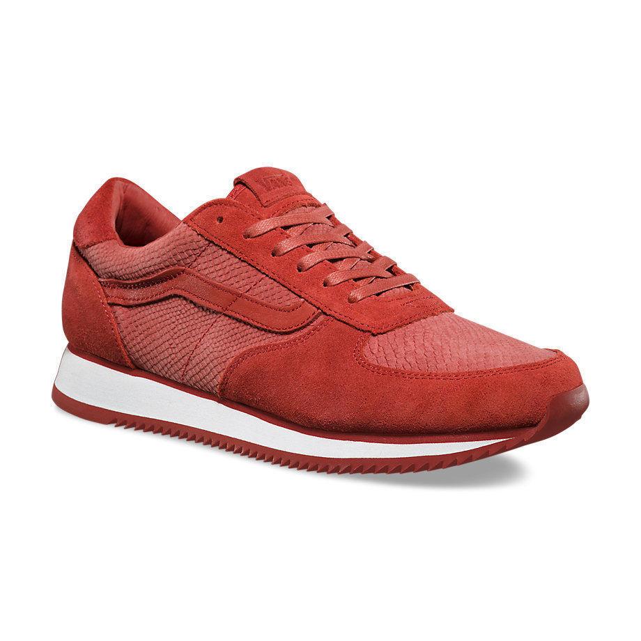 VANS ULTRACUSH Runner (Python) Spice ROT ULTRACUSH VANS Athletic Schuhes MEN'S 9.5 886751