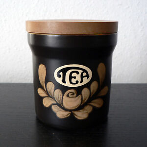 DENBY-POTTERY-BAKEWELL-TEA-STORAGE-JAR-MEDIUM-039-MD-039-SIZE-EXCELLENT-CONDITION