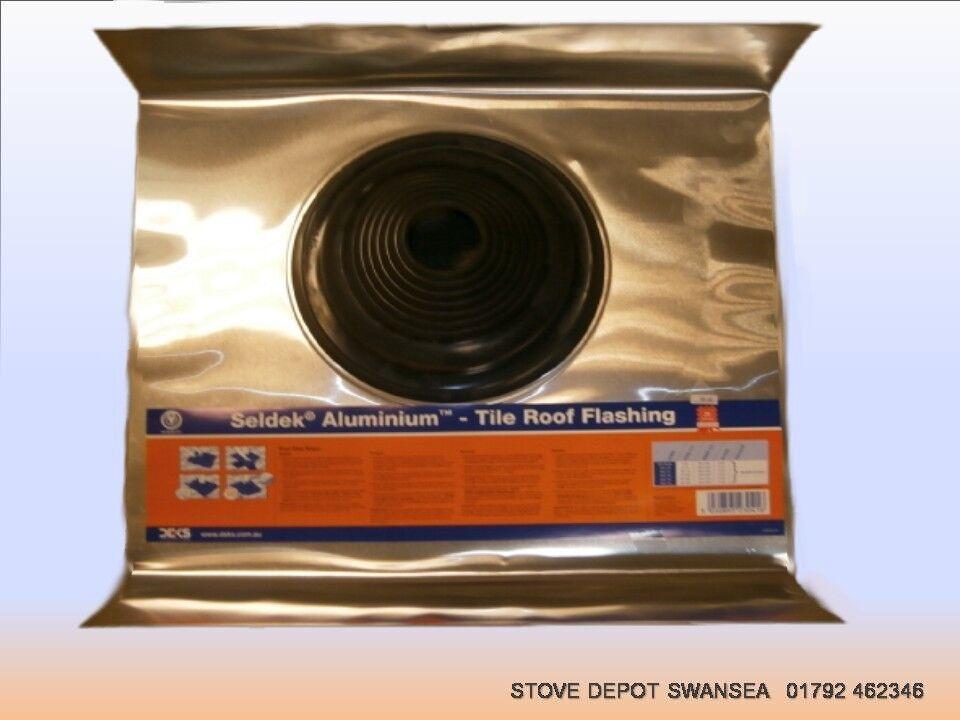 102   Roof Flashing Seldek NO 2 Universal Flashing for Stove Pipes   SDA