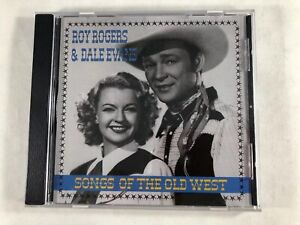 Roy-Rogers-amp-Dale-Evans-Songs-of-the-Old-West-CD-1998-Streets-of-Loredo