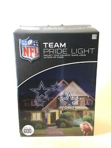 cae56051 Details about Dallas Cowboys NFL Team Pride Light-LED  Projector-Indoor/Outdoor Light
