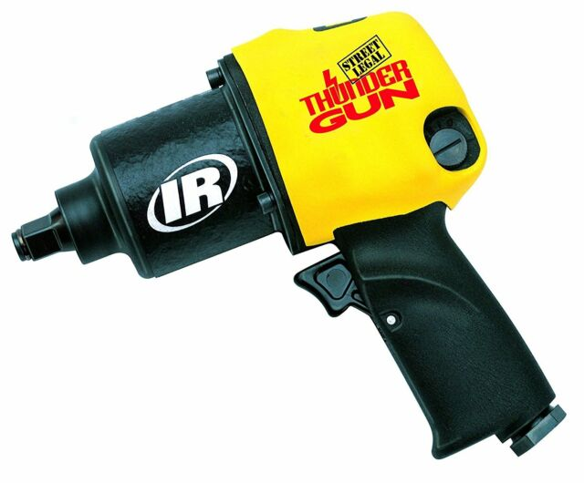 "INGERSOLL RAND 232TGSL 1/2"" THUNDER PNEUMATIC AIR IMPACT WRENCH TOOL SALE"