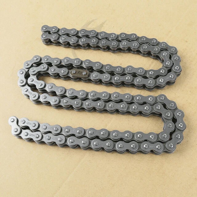 Heavy Duty 520 x 120 Links Motorcycle ATV Drive Chain 520-Pitch 120-Links TCMT