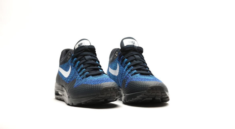 Damen Nike Air Max Max Air 1 Ultra Flyknit Blau Turnschuh 843387401 63ba4e