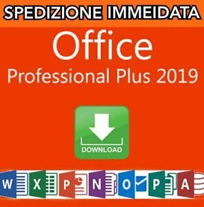 MICROSOFT-Office-2019-Professional-Plus-Licenza-originale-ESD