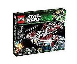 Lego Star Wars Jedi Defender-class Cruiser 75025 Nuevo