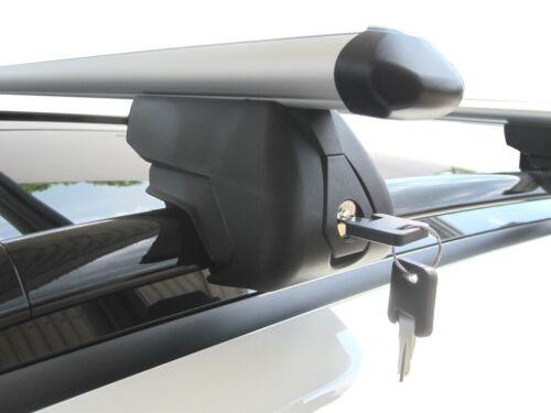 Aluminium Aero Roof Rack Rail Bars Citroen C4 Grand Picasso 2007-2013