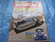 CUSTOM CAR MAGAZINE OCTOBER 2010 / SO CAL PICK UP ZODIAC MOPAR NATS #bk1